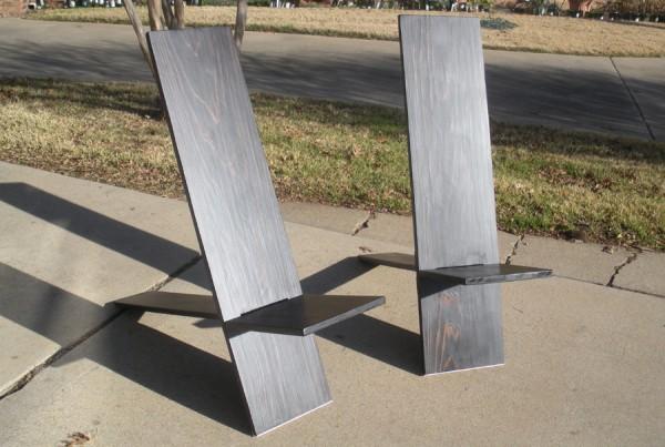 portfolio - f - plank chairs - daniel baxter