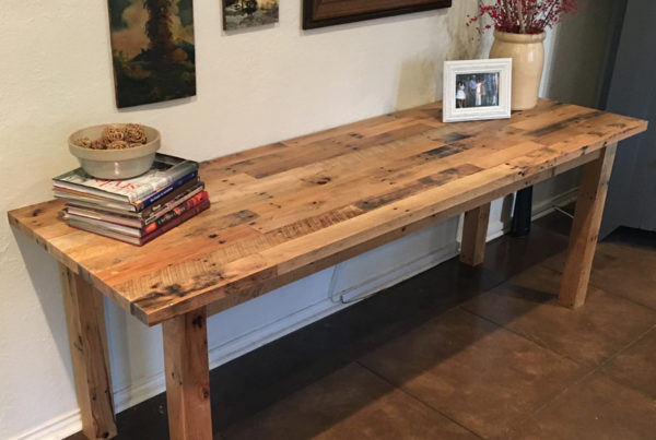 all wood - game table - ken constantino 1