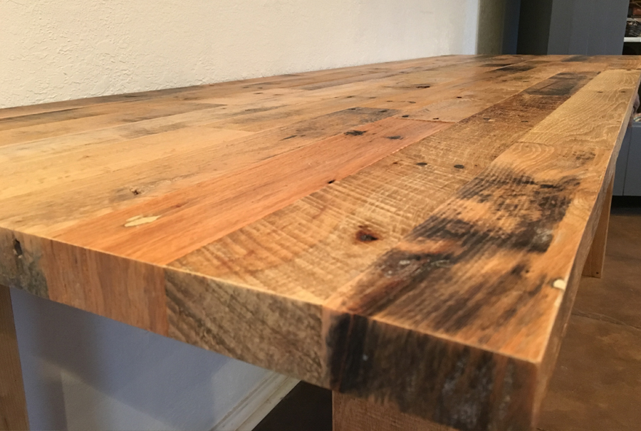 all wood - game table - ken constantino 2