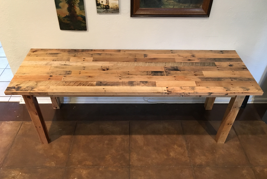 all wood - game table - ken constantino 3