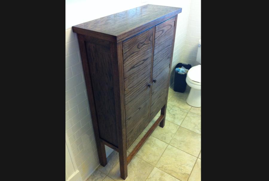 gallery - bathroom cabinet - tina alexandert 2