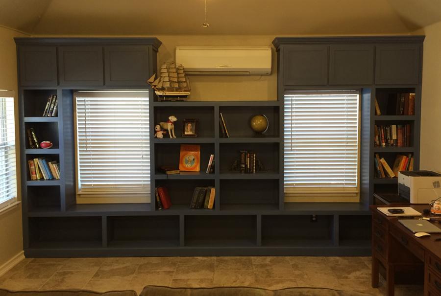 gallery - built-in bookshleving - bill hurlburt 2