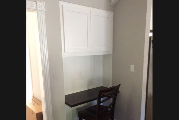 gallery - floating desk,cabinet - don andrews 1