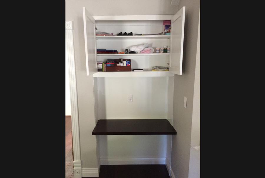 gallery - floating desk,cabinet - don andrews 2