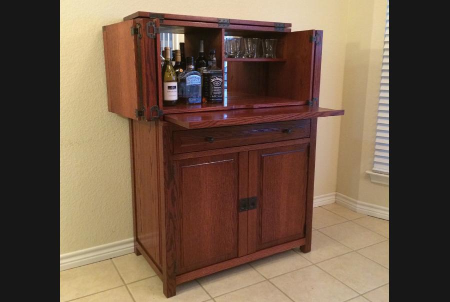 gallery - liquor cabinet - tommy watson 2