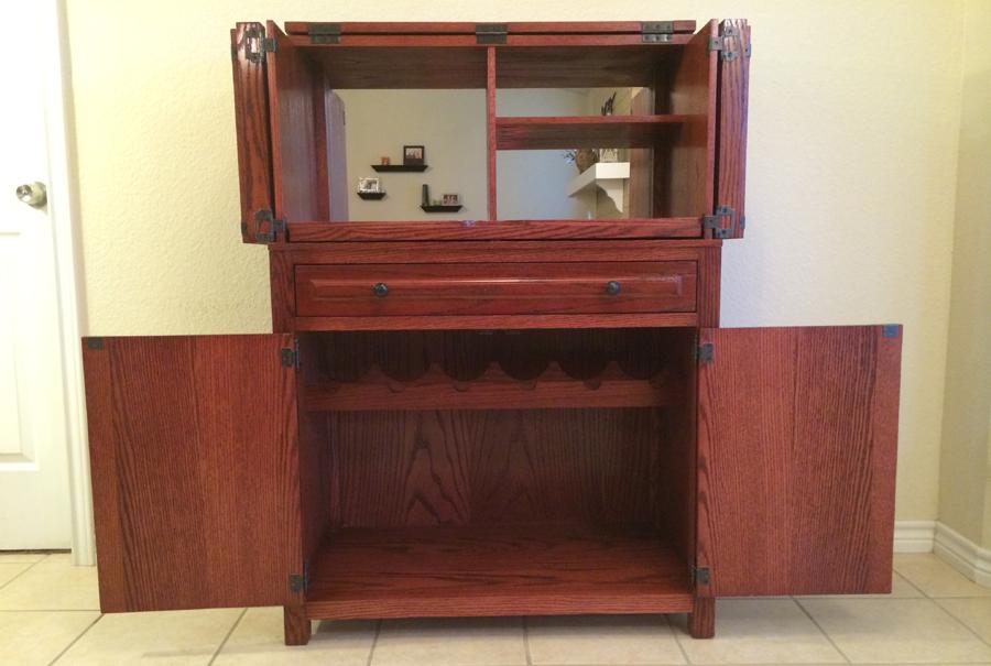 gallery - liquor cabinet - tommy watson 4