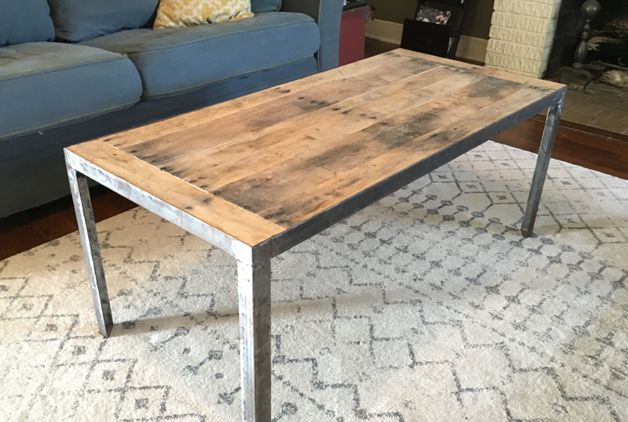 gallery - pallet coffee table - mycah baxter 1