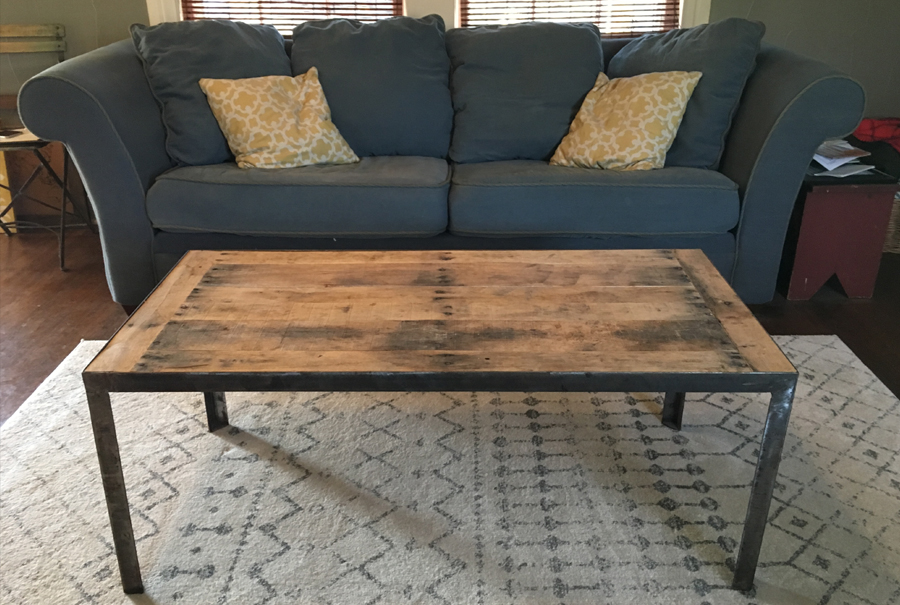 gallery - pallet coffee table - mycah baxter 2