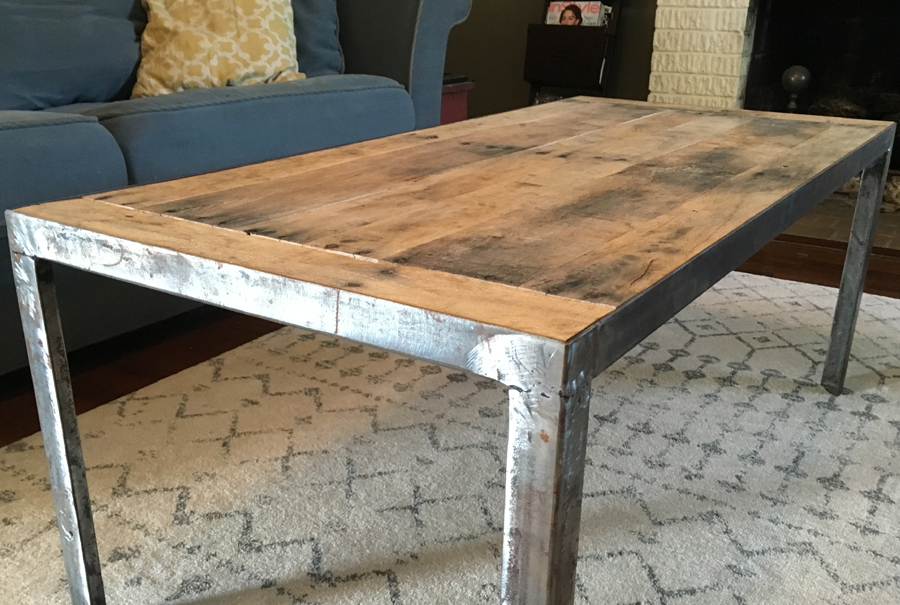 gallery - pallet coffee table - mycah baxter 3