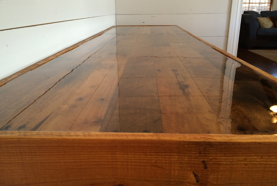gallery - pallet game table - mycah baxter 4