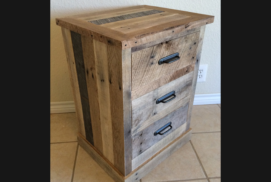 gallery - pallet night stands - hannah baxter 2