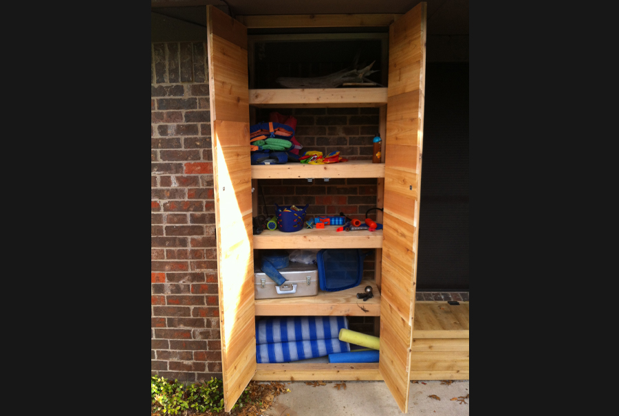 gallery - pool equipment cabinet - mom and dad 2