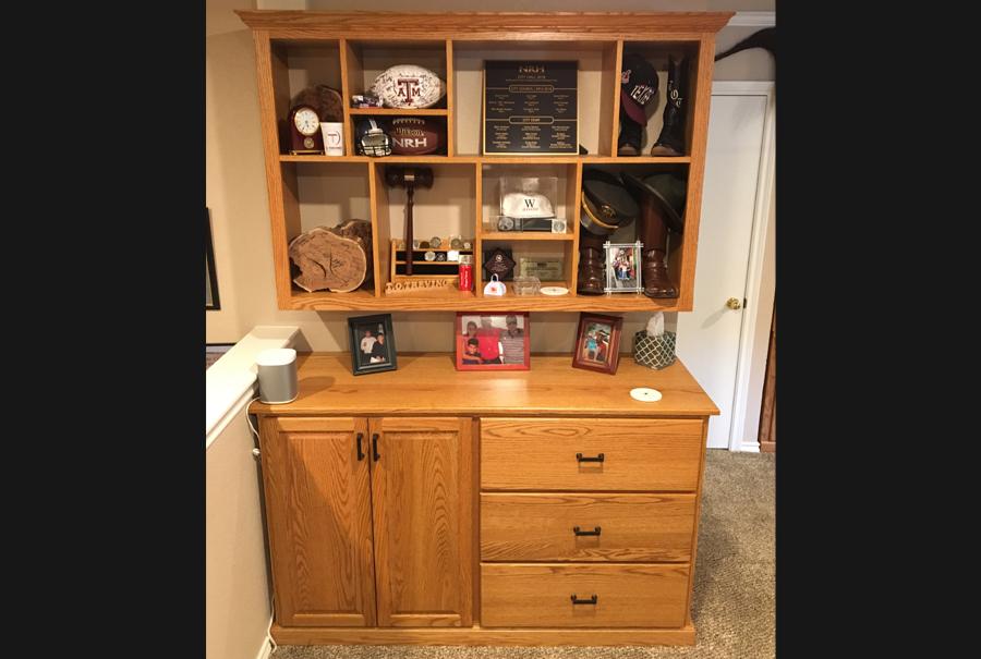 oscar trevino - file cabinet 4