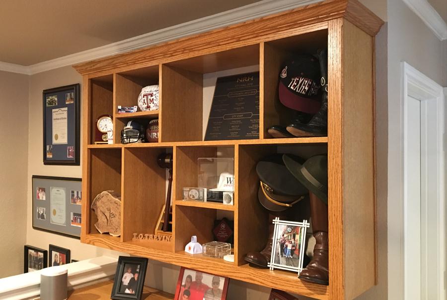 oscar trevino - shelves 1
