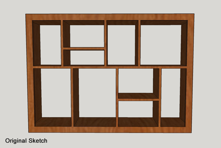 oscar trevino - shelves 3