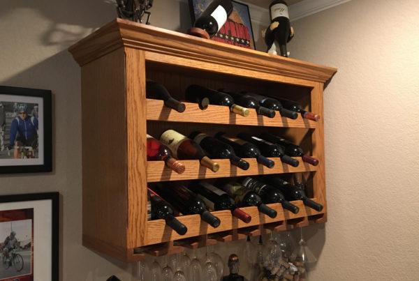 oscar trevino - wine rack 1
