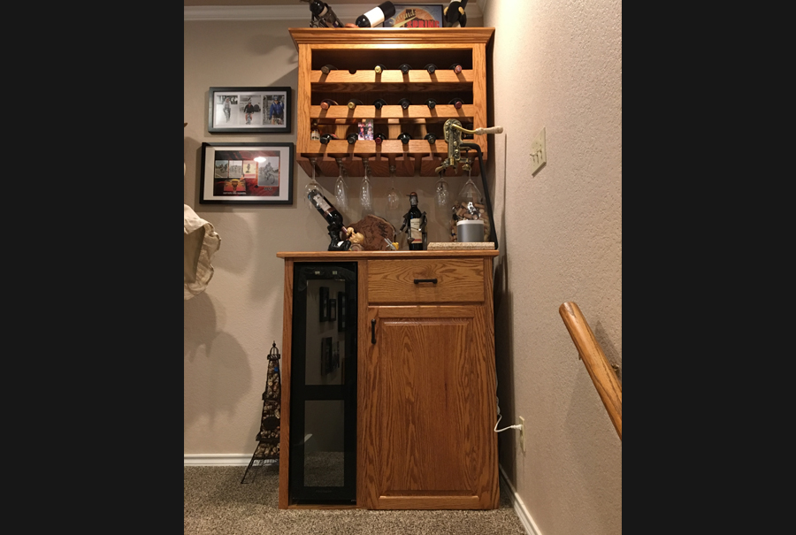 oscar trevino - wine rack 4