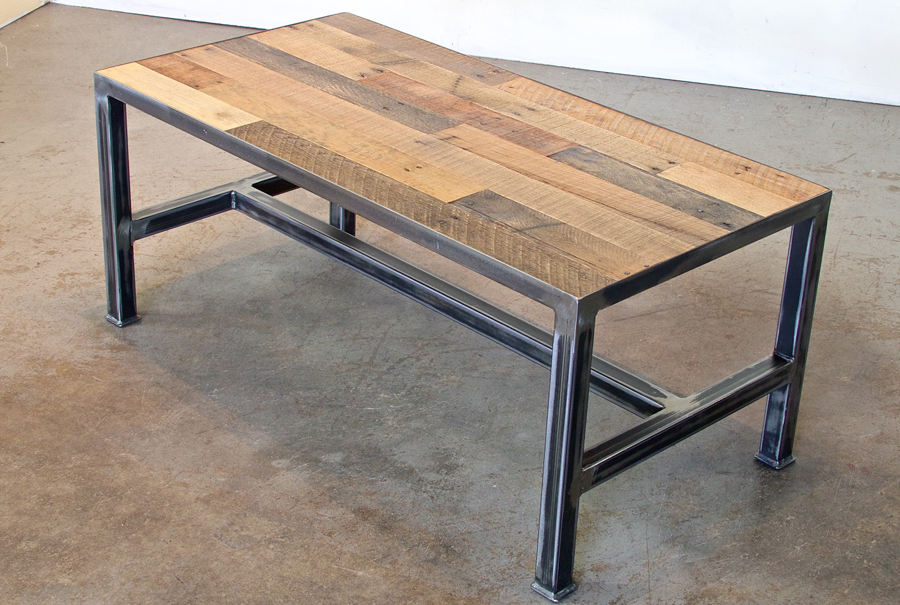 portfolio - pallet - coffee table 4