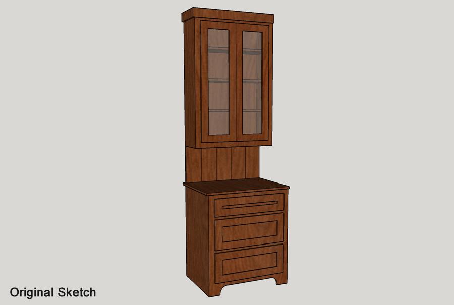 gallery - kitchen cabinet - sandra reardon 4