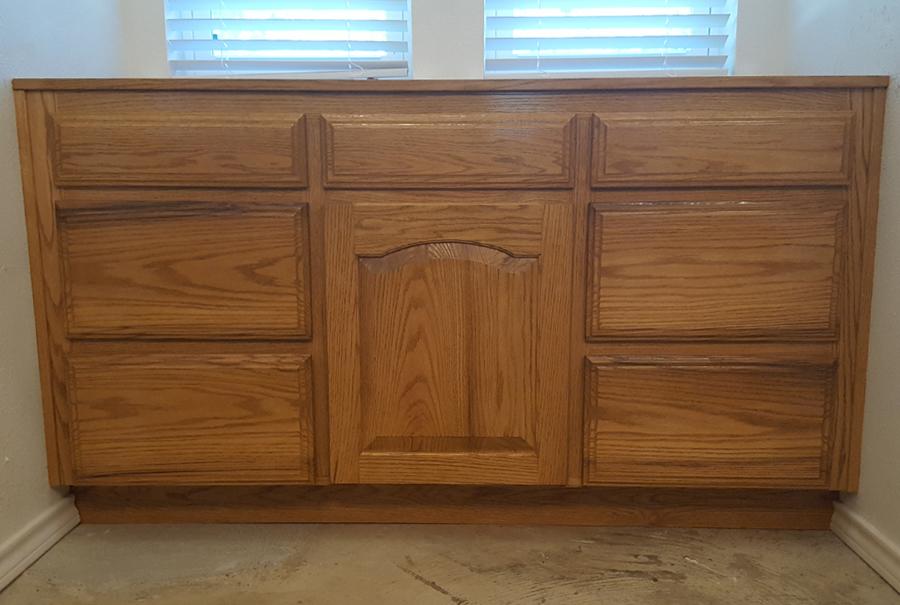 gallery - bathroom cabinet - johnny hibbs